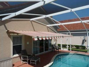 Changing The Look Of Your Lanai With A Motorized Retractable Awning