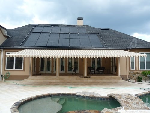 Beating The Florida Heat And Rain With Sunesta Retractable
