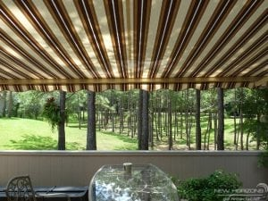 retractable awning for your home