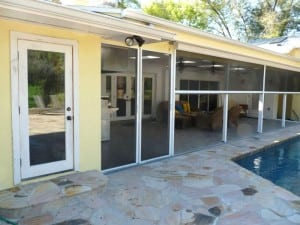 Screen Doors Offer Protection and Style