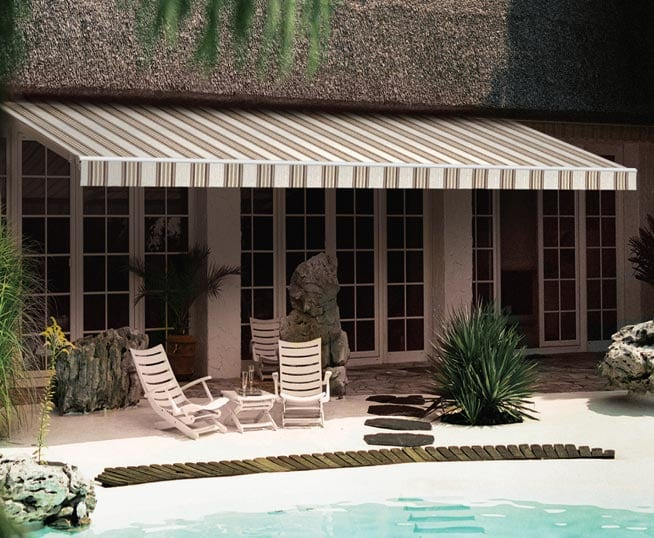 sunflair retractable shade