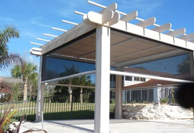 Sunesta Shelters: The Better Way to Entertain Outdoors