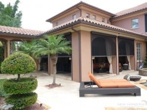 Electric Patio Screens, Orlando, FL