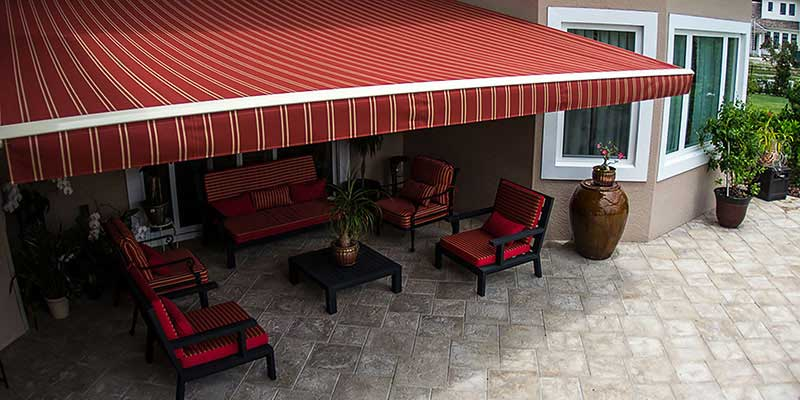 New Horizons Awnings in Orlando, Florida