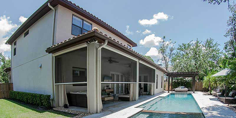 Motorized Screens & Retractable Awnings | Products | New ...