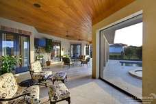 Recessed Retractable Screens