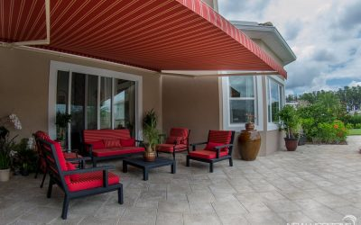 Motorized Retractable Awnings and Other Products that Can Help You Live the Florida Lifestyle