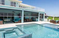 Retractable Screens on Existing Homes, Outdoor Kitchens, Cabanas, Lanais and More