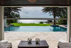 Retractable Screens on Existing Homes, Cabanas, Outdoor Kitchens