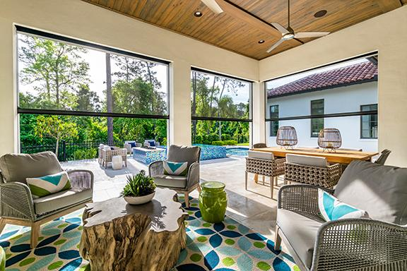 Expand Your Outdoor Space with Retractable Screens & Awnings