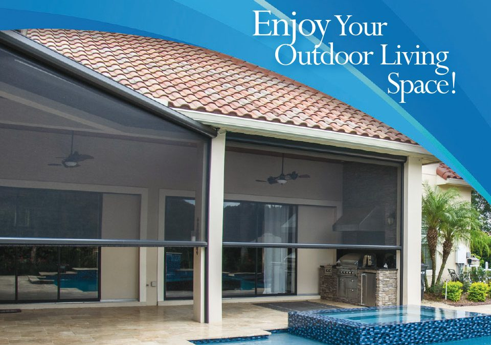 Enjoy Your Outdoor Living Space!